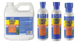 API Stress Coat 30ML 118 ML 237 ML 473 ML 1.9L Fresh Water Conditioner